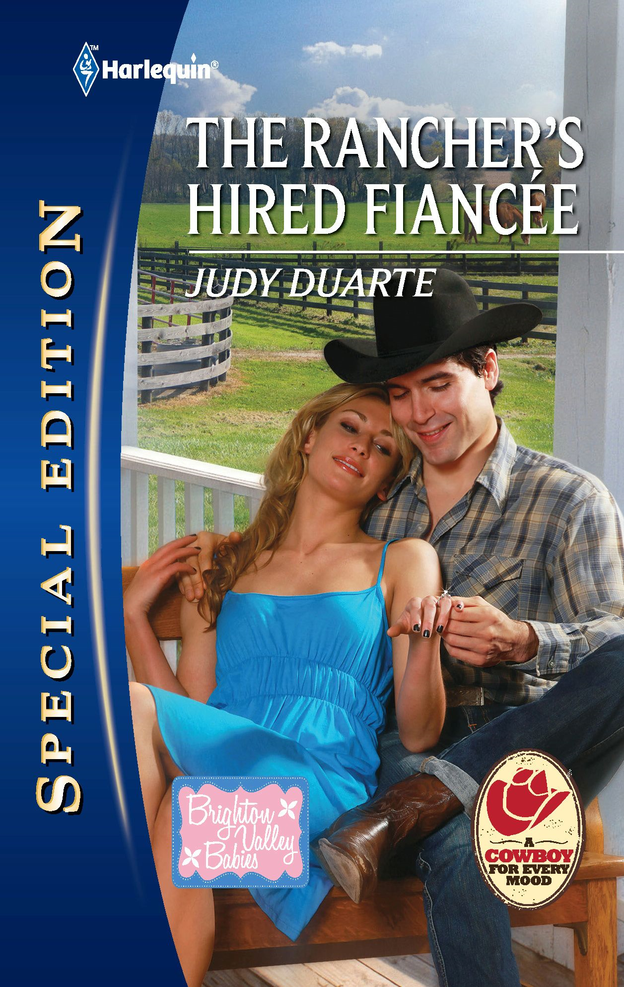 The Rancher's Hired Fiancee By: Judy Duarte