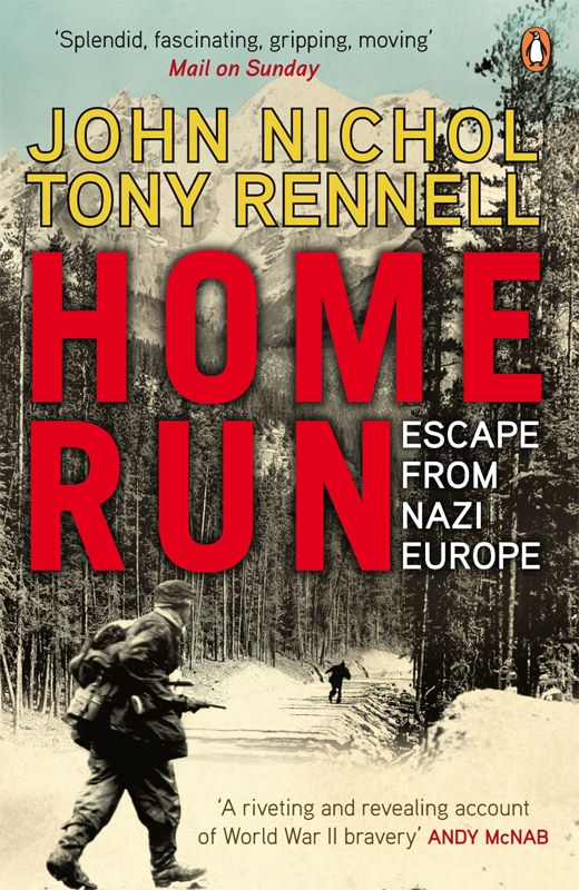 Home Run Escape from Nazi Europe