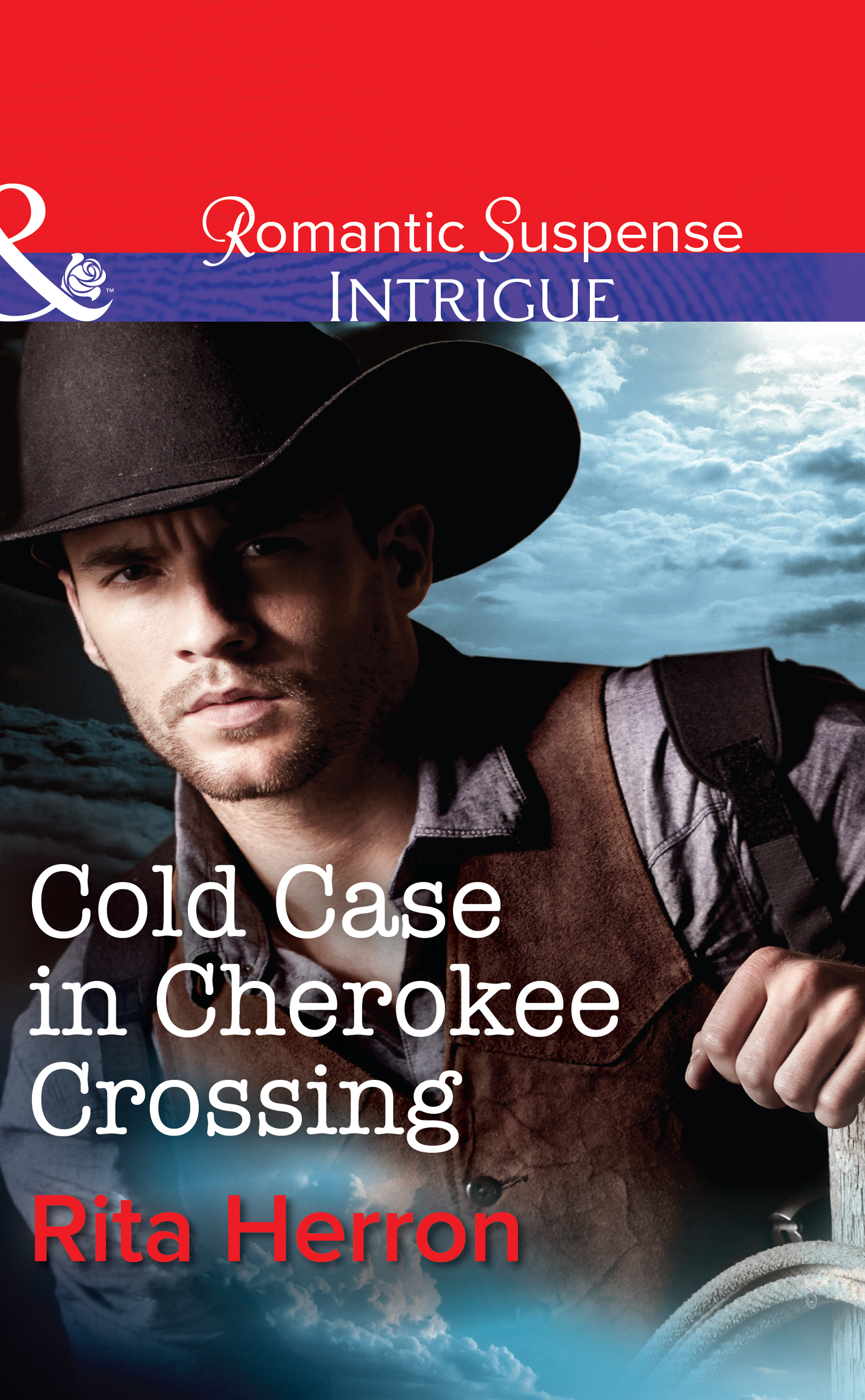 Cold Case in Cherokee Crossing (Mills & Boon Intrigue)