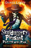 Picture of - Skulduggery Pleasant: Playing With Fire