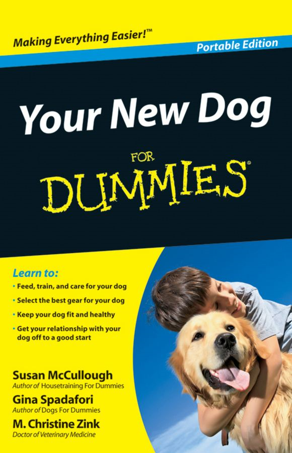 Your New Dog For Dummies?, Portable Edition
