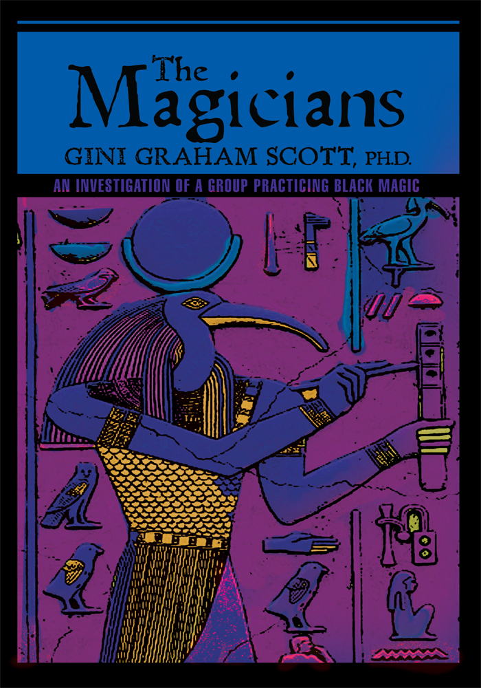 The Magicians By: Gini G Scott