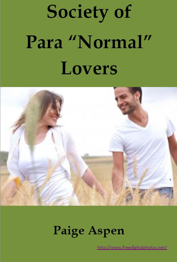 Society of Paranormal Lovers Part I (Paranormal Erotica)