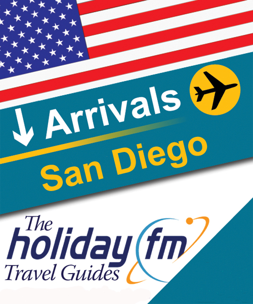 San Diego By: Holiday FM