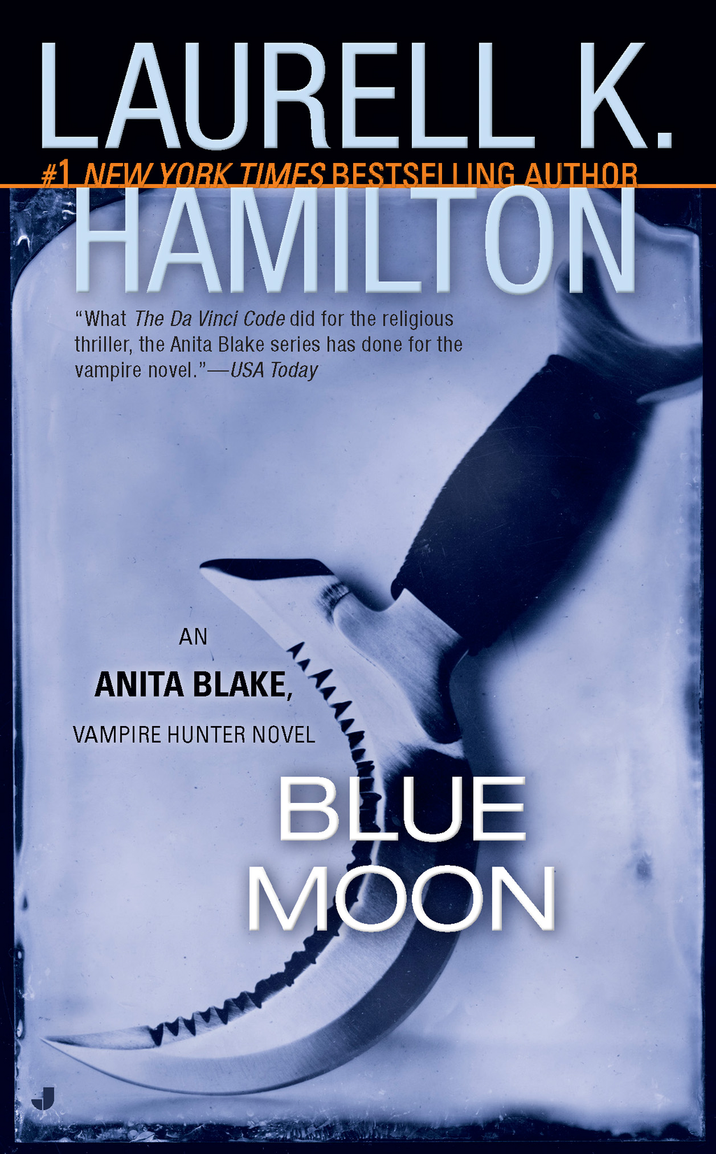 Blue Moon By: Laurell K. Hamilton