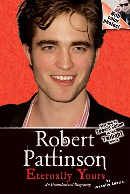 Robert Pattinson By: Isabelle Adams