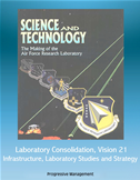 Science And Technology: The Making Of The Air Force Research Laboratory - Laboratory Consolidation, Vision 21, Infrastructure, L
