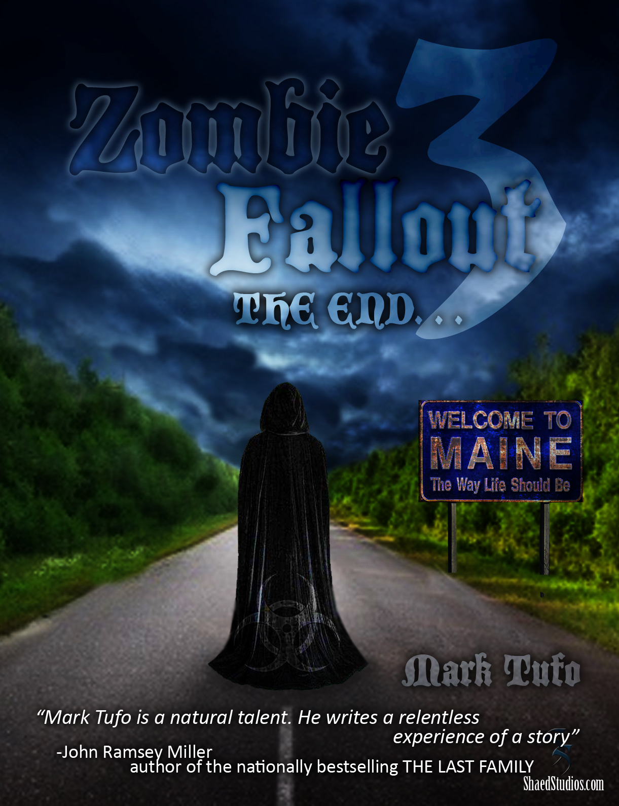 Zombie Fallout 3:  The End.....