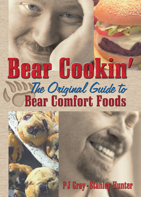 Bear Cookin'