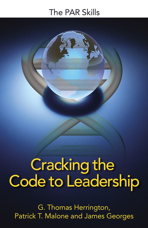 Cracking The Code To Leadership By: G Merrington