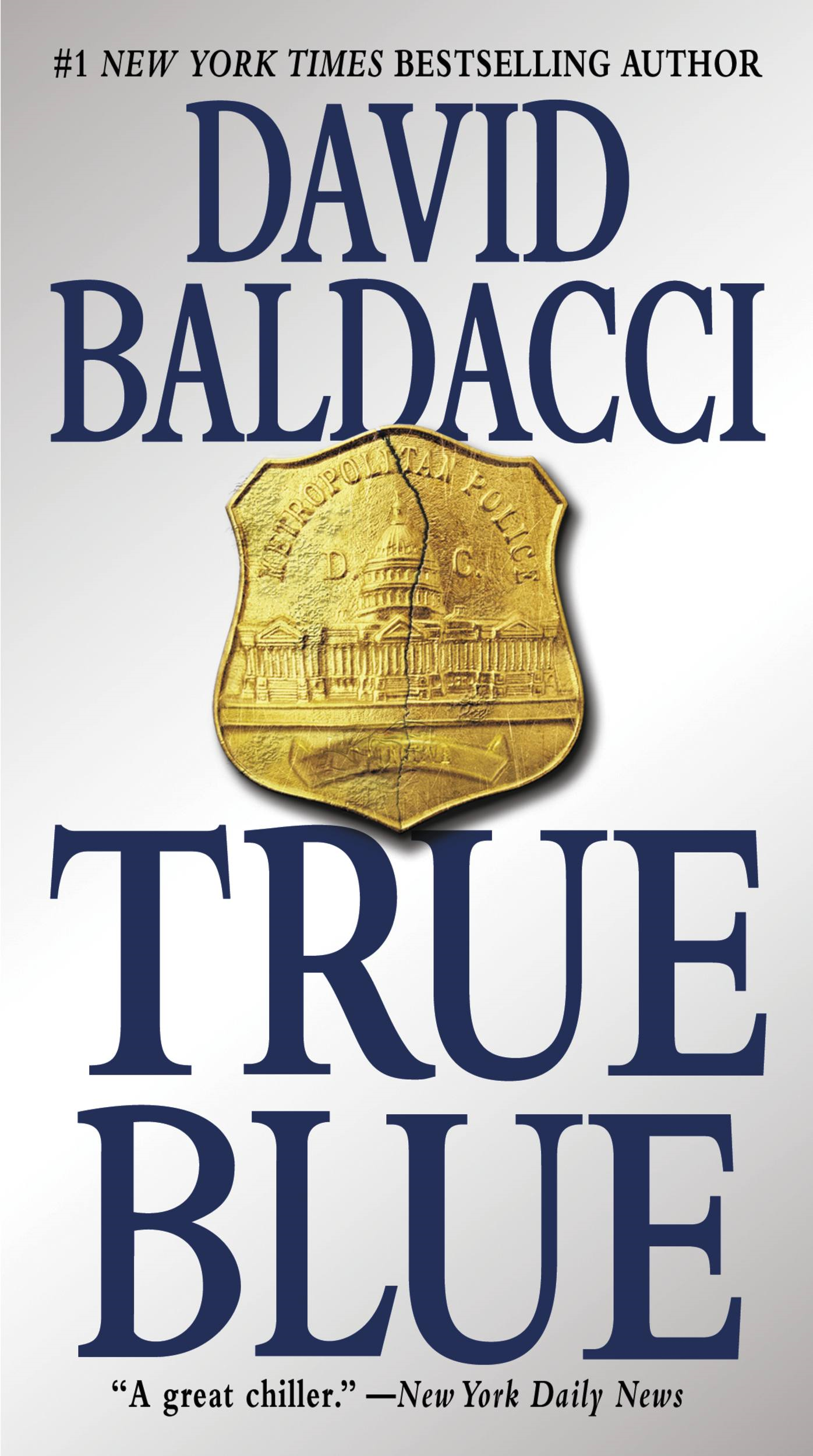 True Blue By: David Baldacci