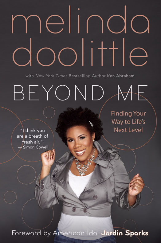 Beyond Me By: Melinda   Doolittle