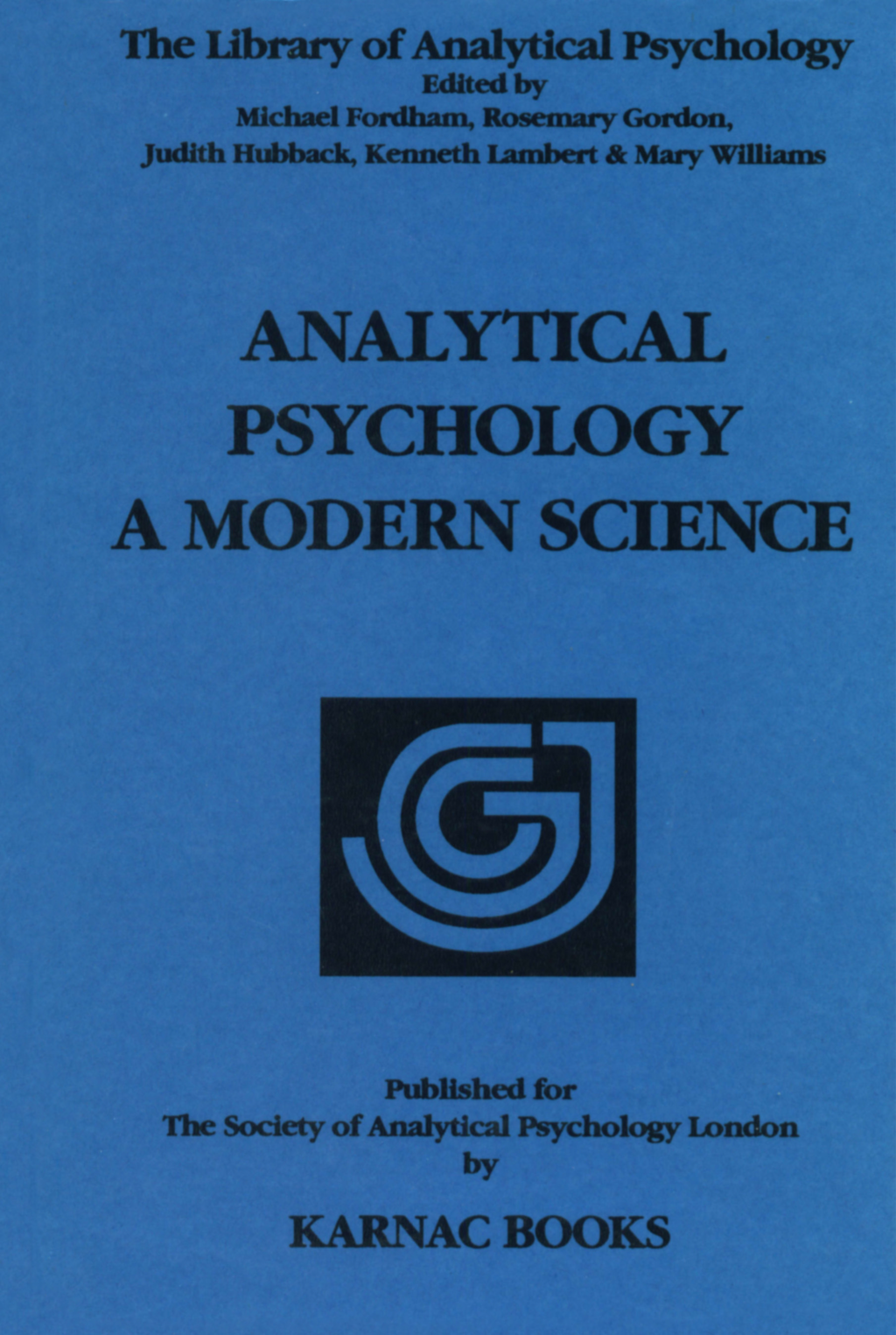 Analytical Psychology By: