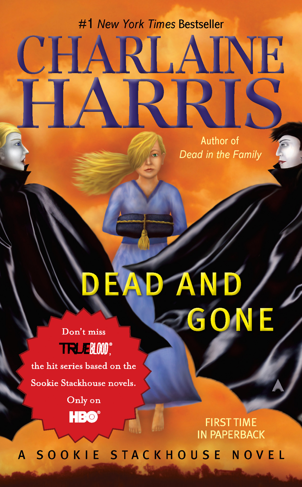 Dead and Gone By: Charlaine Harris