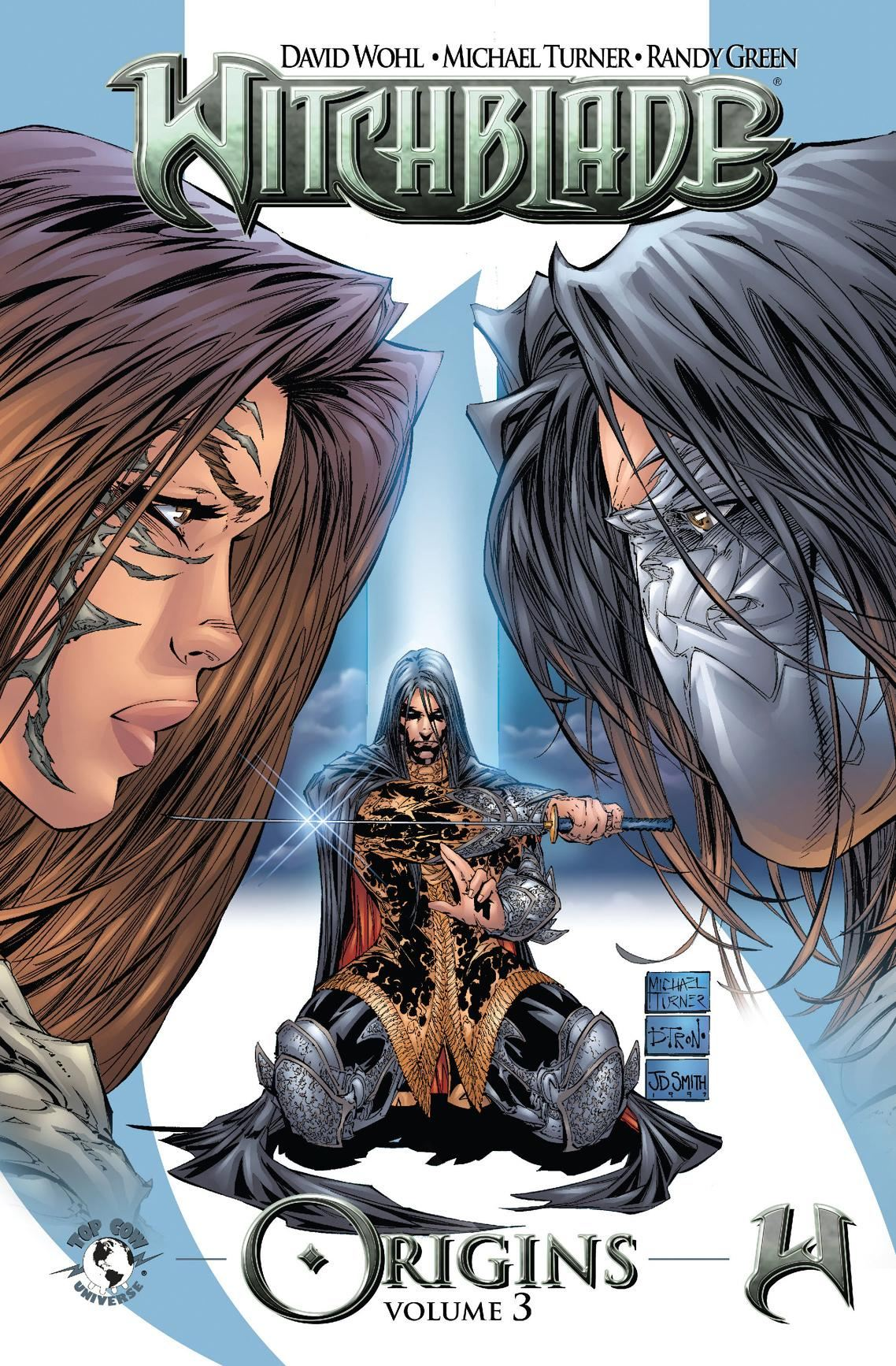 Witchblade Origins Volume 3