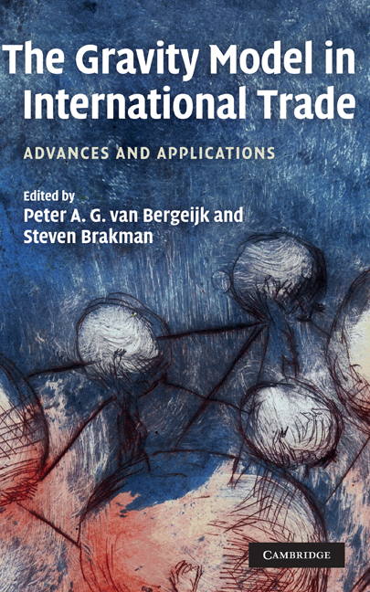The Gravity Model in International Trade Advances and Applications