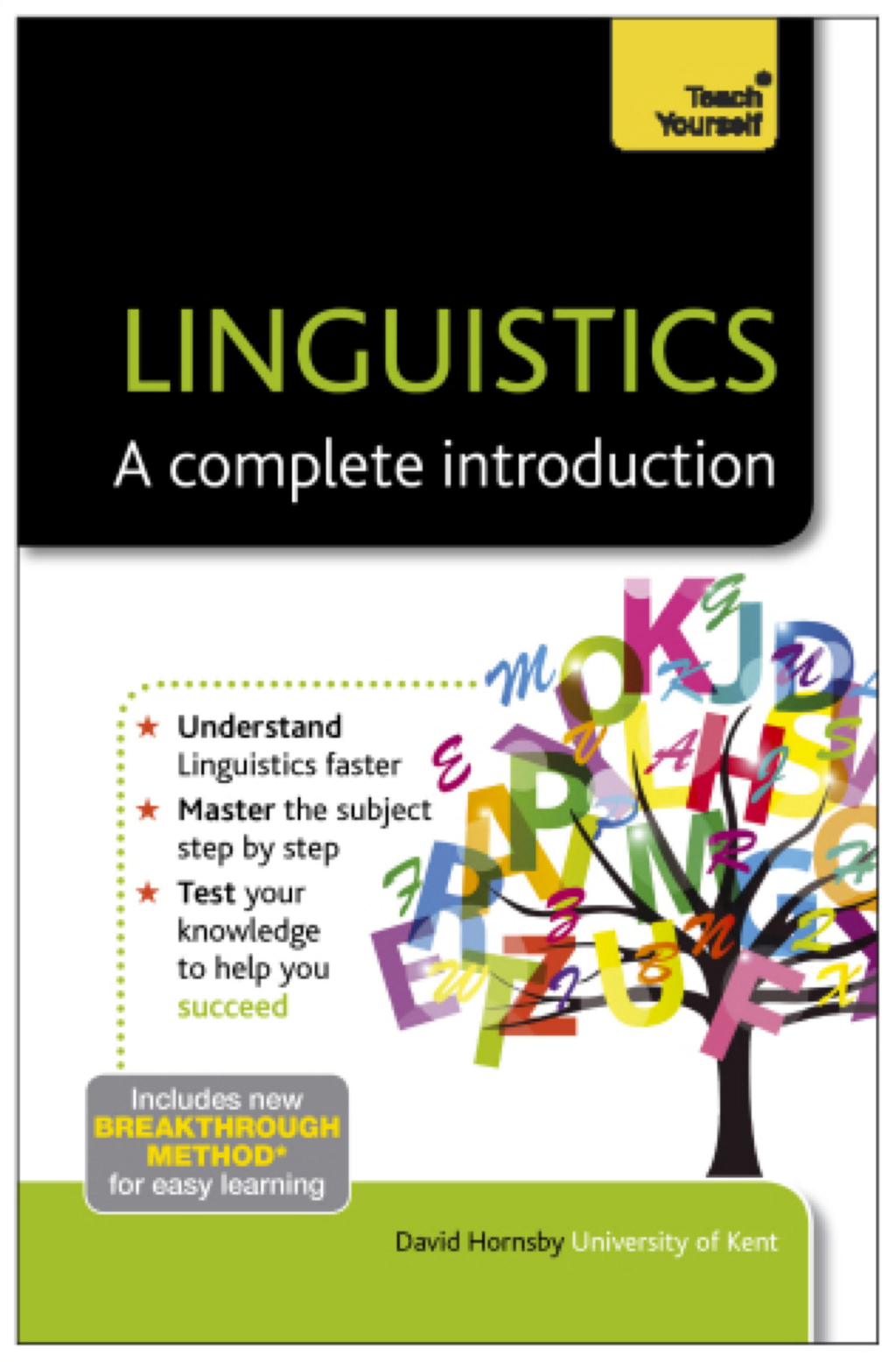 Linguistics - A Complete Introduction: Teach Yourself