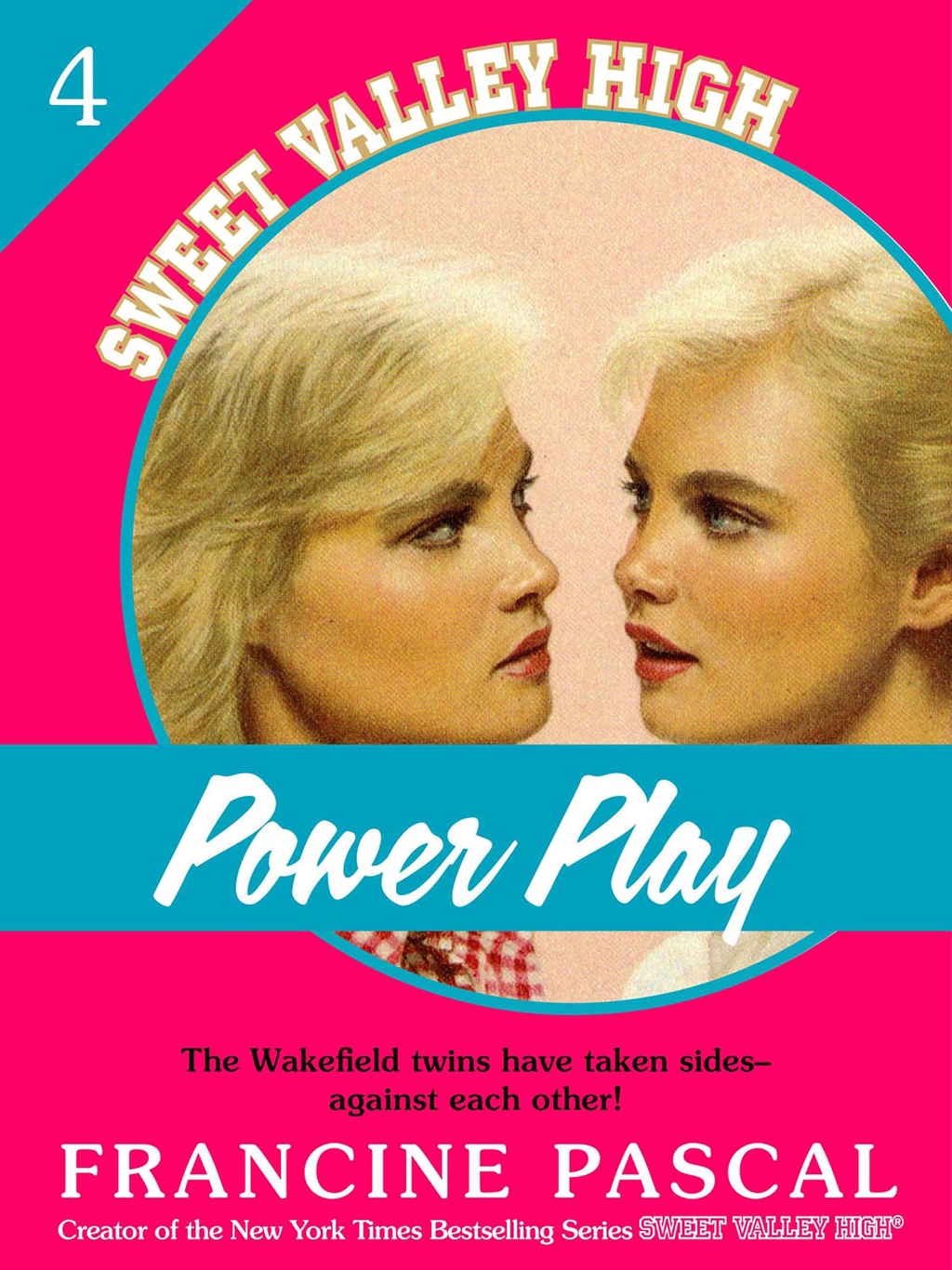 Power Play (Sweet Valley High #4) By: Francine Pascal