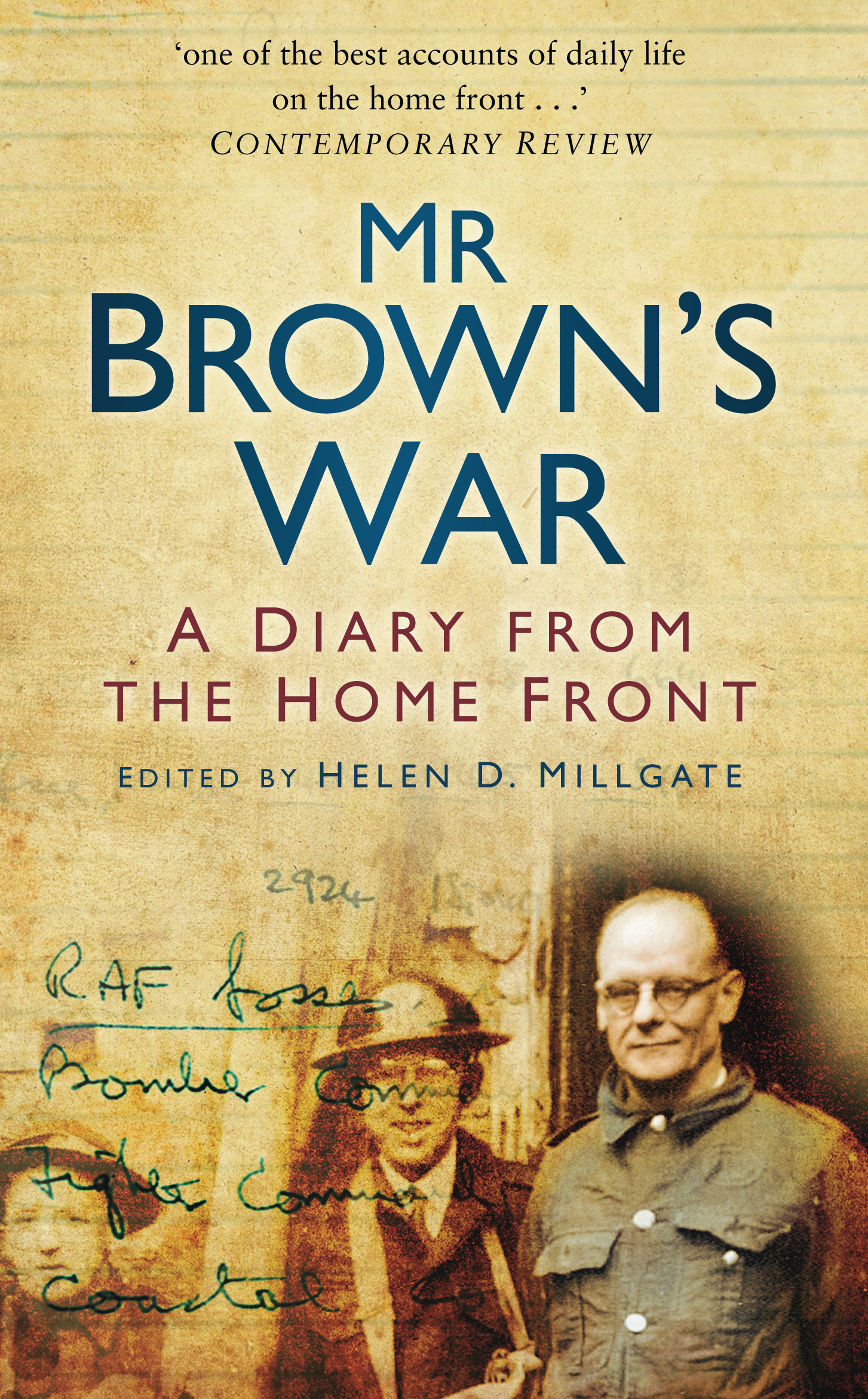 Mr Brown's War By: