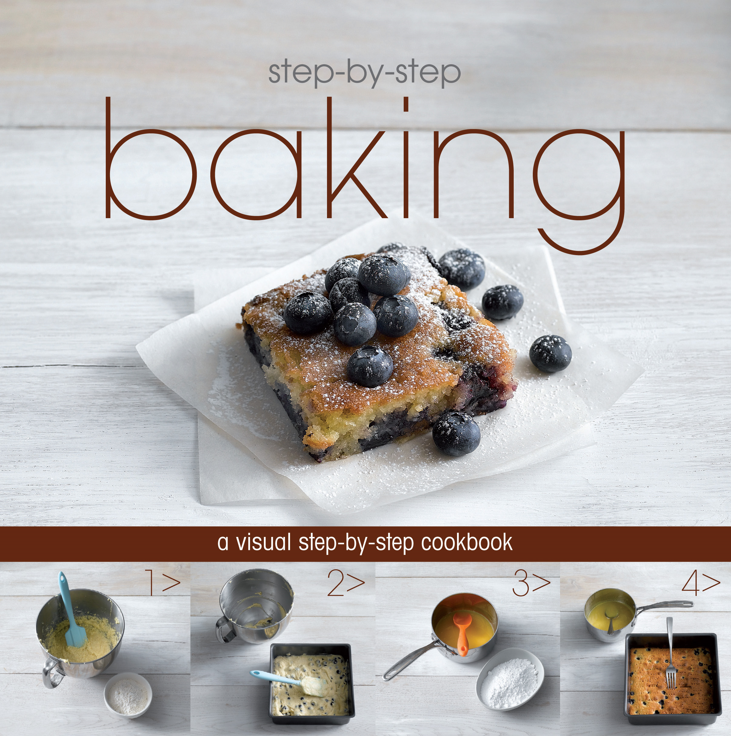 Step-by-Step: Baking (Love Food)