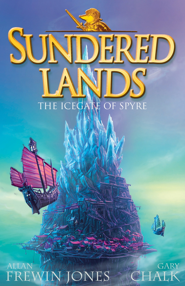 Sundered Lands 4: The Icegate of Spyre