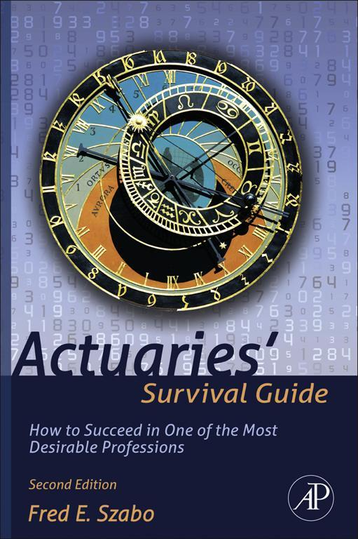 Book Cover: Actuaries' Survival Guide