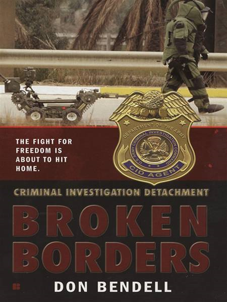 Criminal Investigation Detachment #2: Broken Borders: Broken Borders