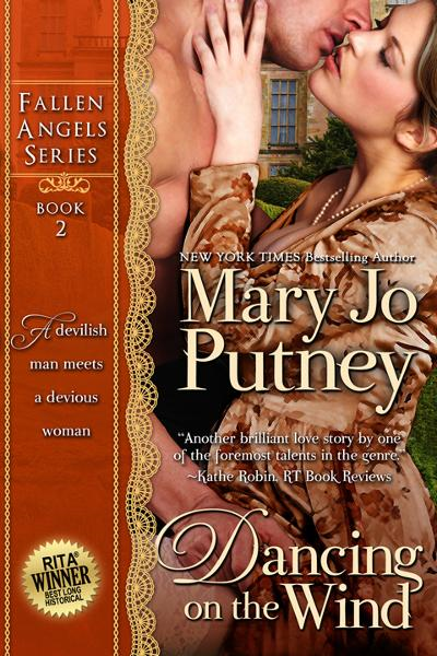 Dancing on the Wind (Fallen Angels Series, Book 2) By: Mary Jo Putney