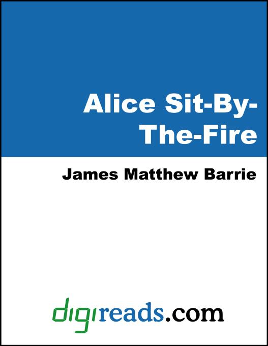 Cover Image: Alice Sit-By-The-Fire
