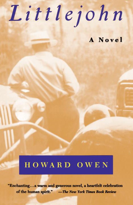 Littlejohn By: Howard Owen