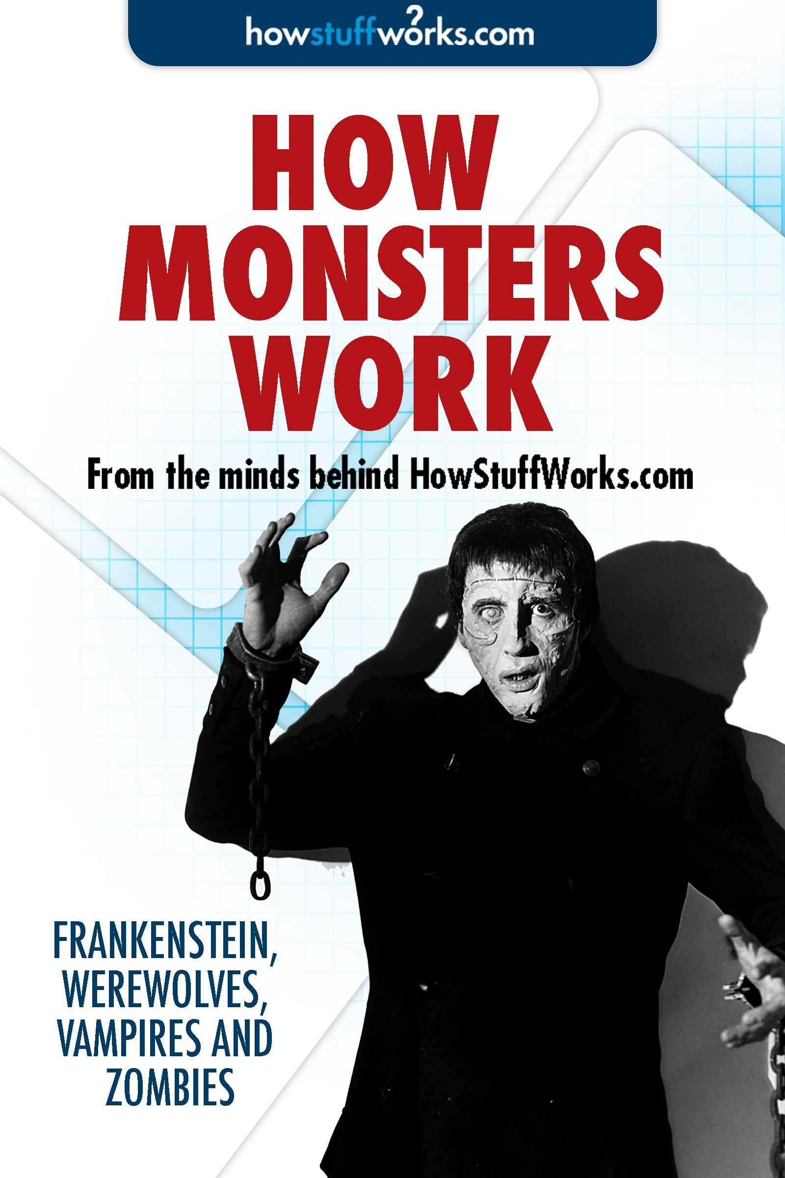 How Monsters Work: Frankenstein, Werewolves, Vampires and Zombies