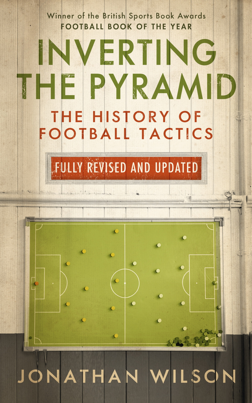 Inverting The Pyramid The History Of Football Tactics