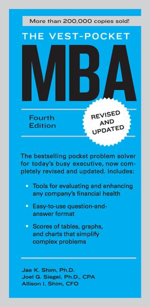 The Vest-Pocket MBA