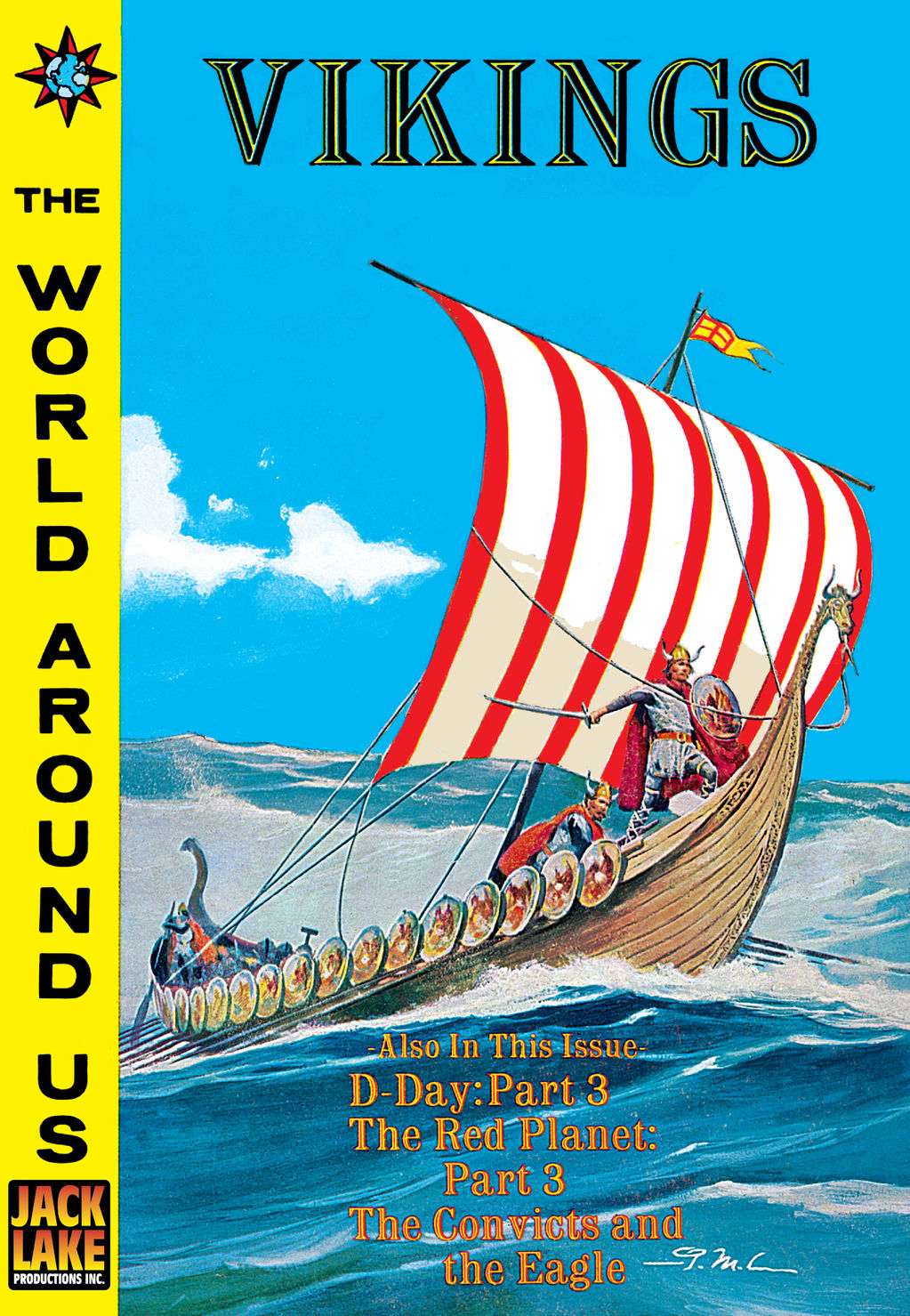 The Vikings - The World Around Us #W29