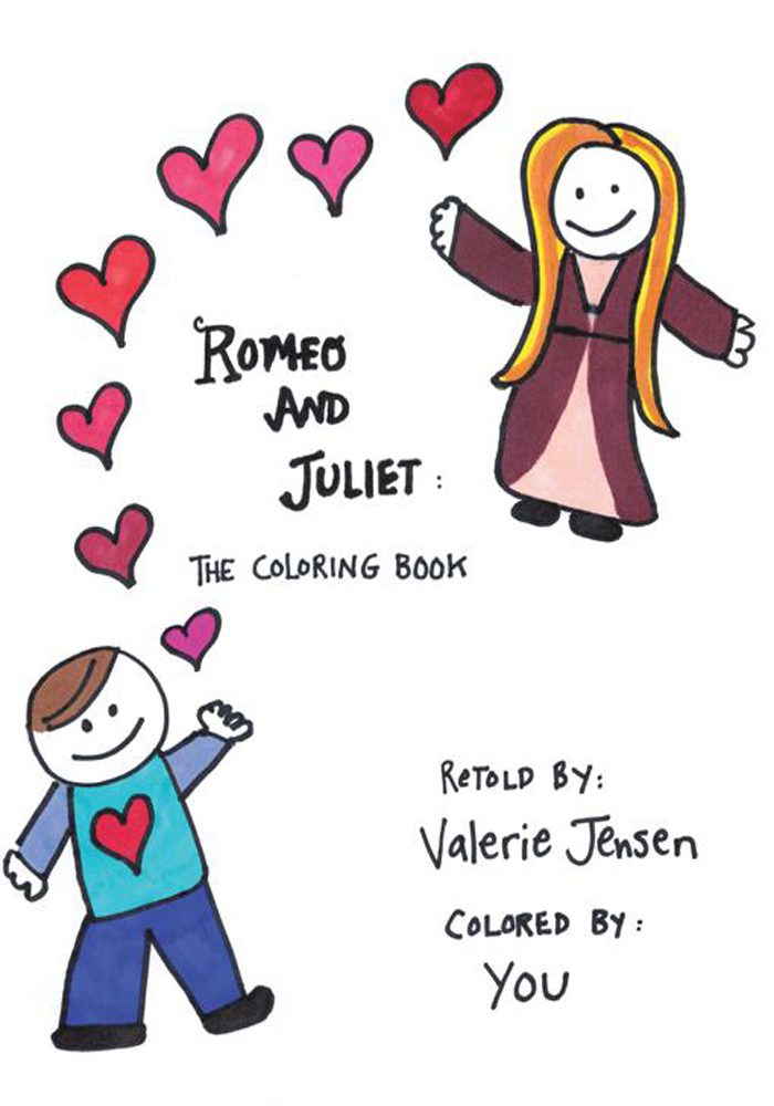 Romeo and Juliet: The Coloring Book