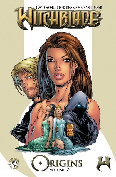 Witchblade Origins Volume 2