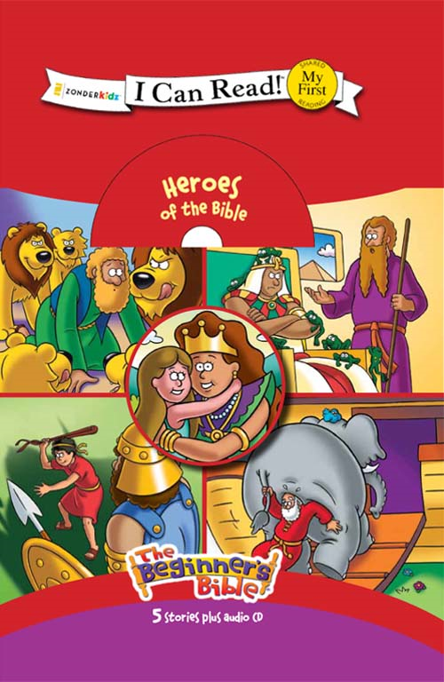 Heroes of the Bible Collection By: ZonderKidz