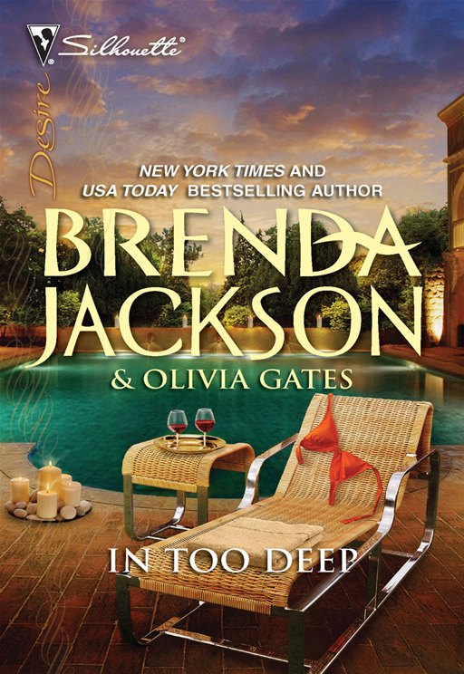 In Too Deep By: Brenda Jackson,Olivia Gates