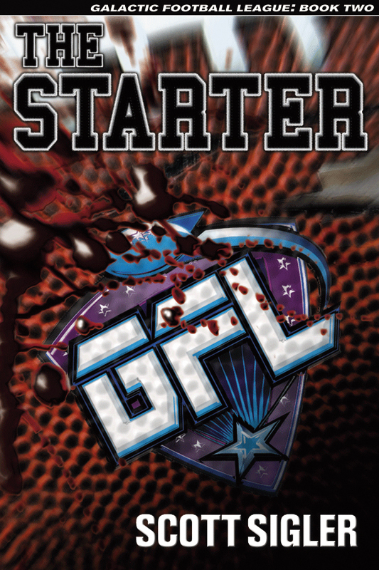 The Starter: Galactic Football League, Volume 2