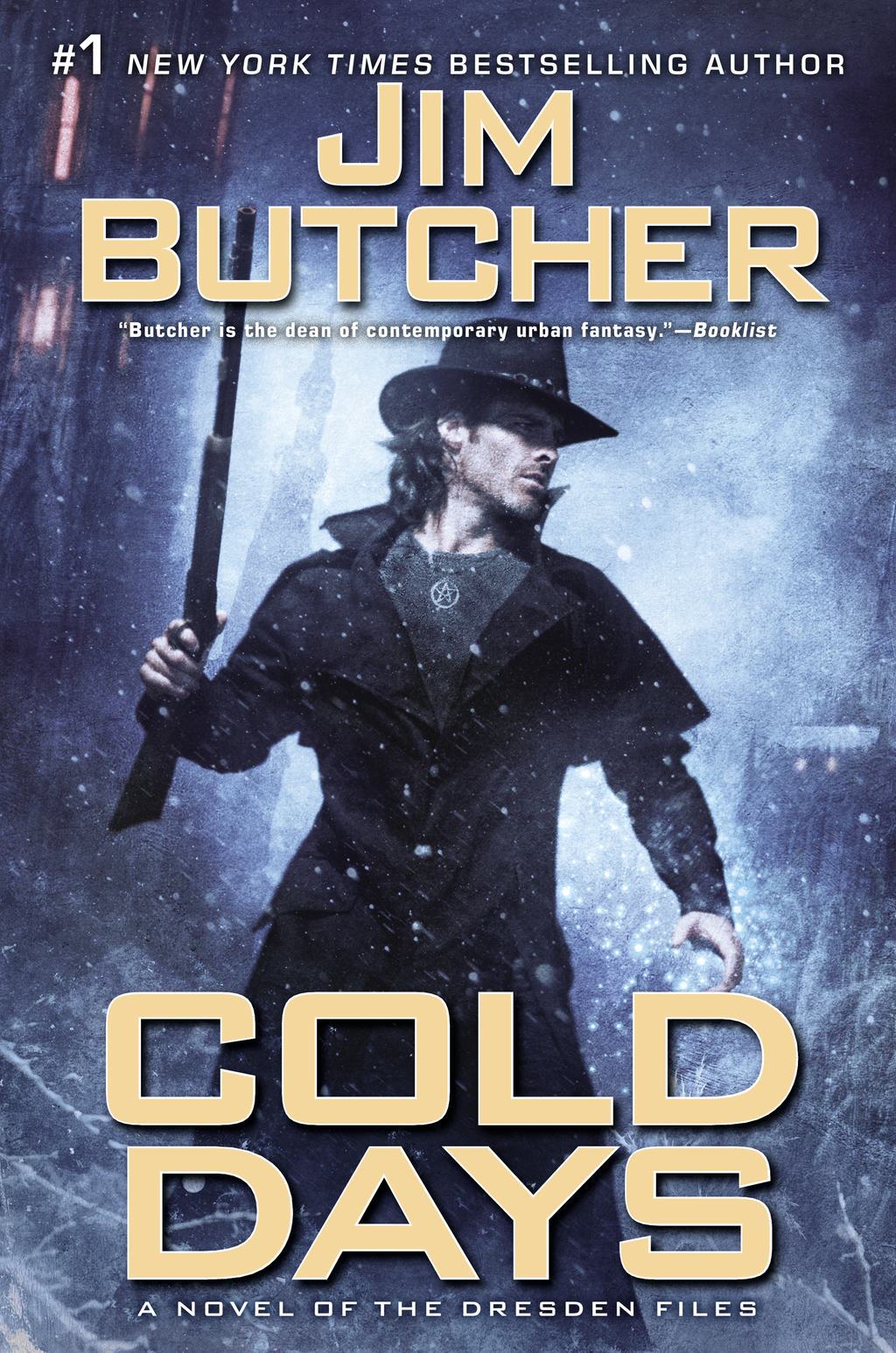 Cold Days By: Jim Butcher