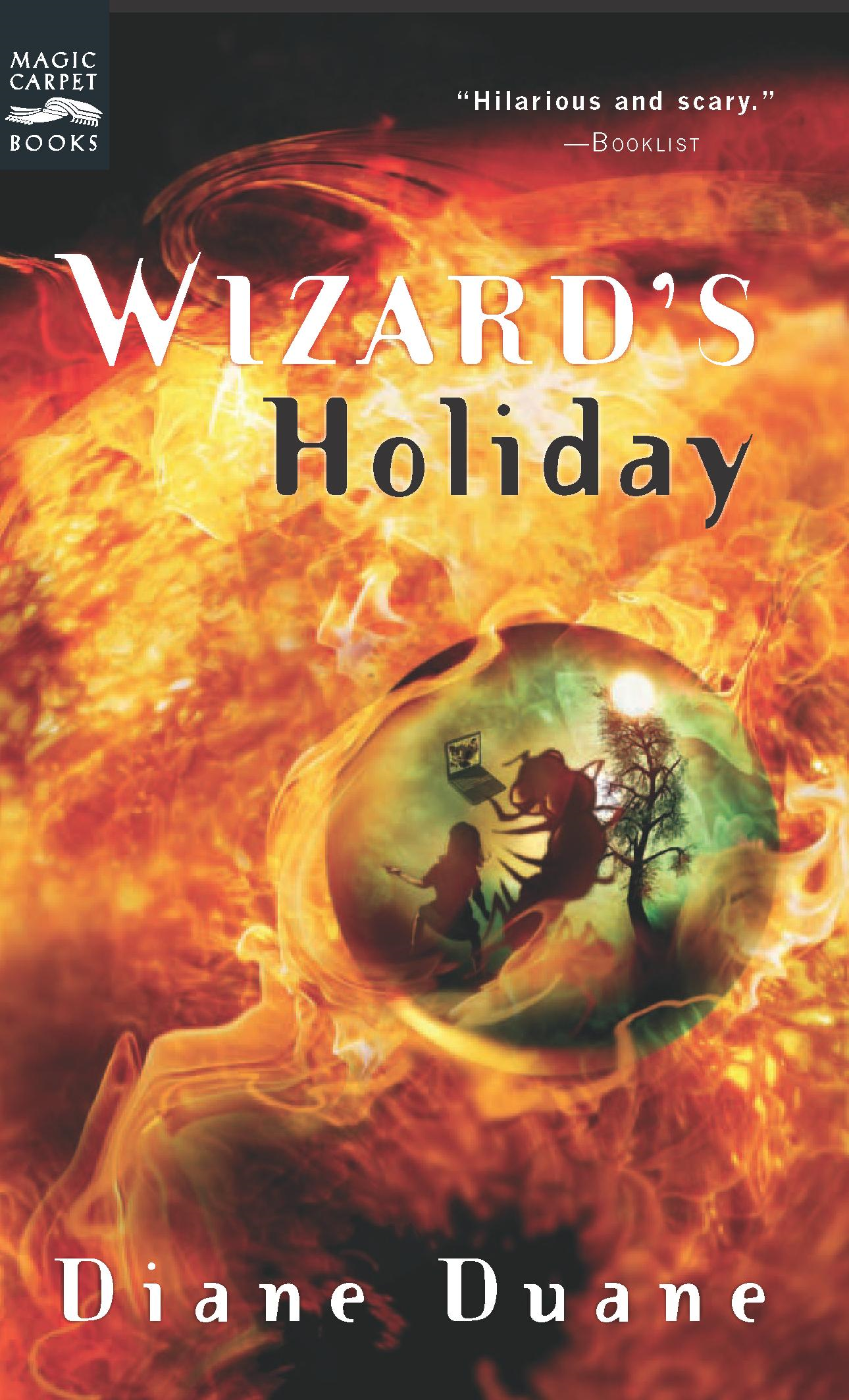 Wizard's Holiday By: Diane Duane