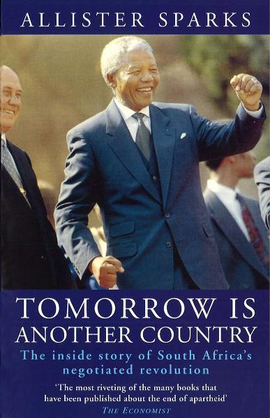 Tomorrow Is Another Country By: Alliste Sparks,Allister Spakrs