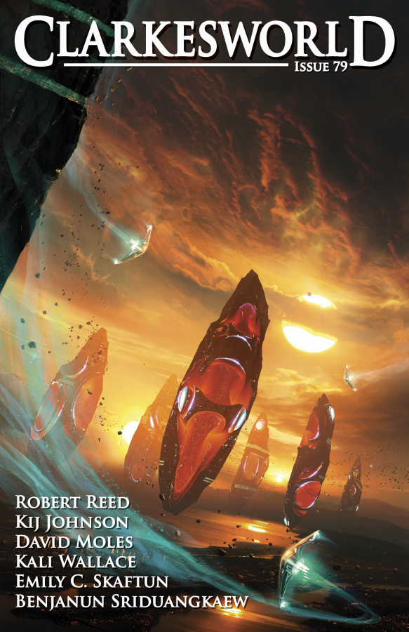 Clarkesworld Magazine Issue 79
