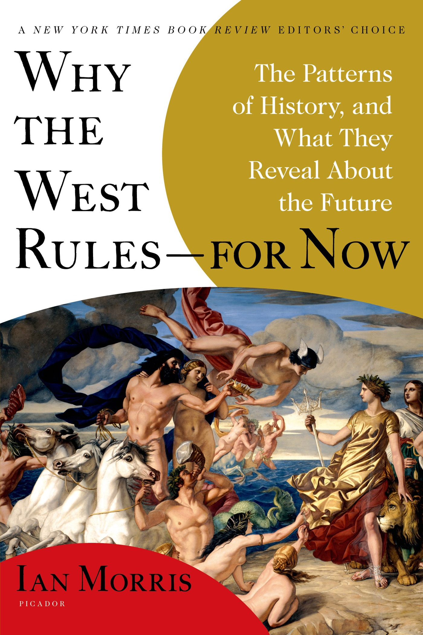 Why the West Rules--for Now By: Ian Morris