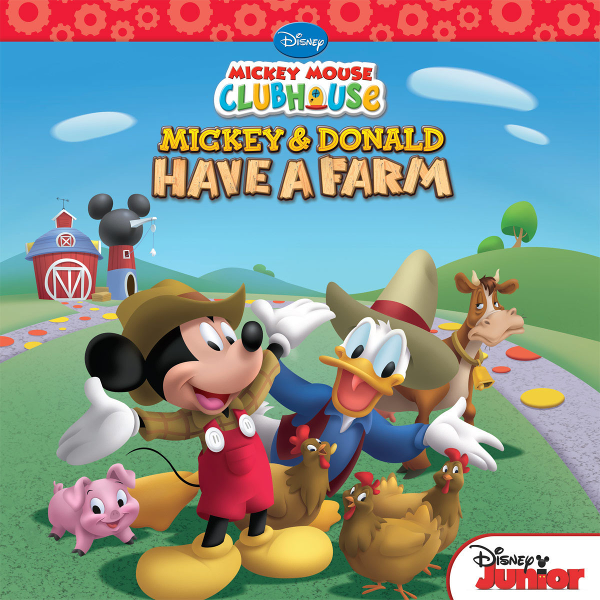 Mickey Mouse Clubhouse: Mickey and Donald Have a Farm By: William Scollon