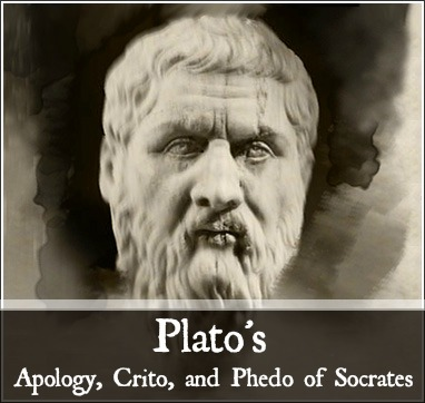 Plato's, Apology, Crito, and Phedo of Socrates