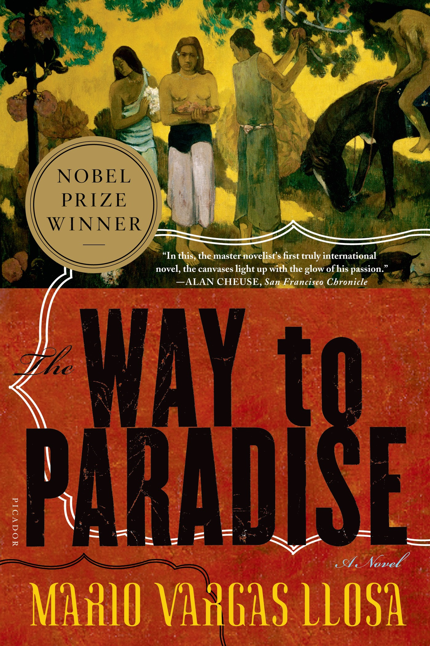 The Way to Paradise By: Mario Vargas Llosa