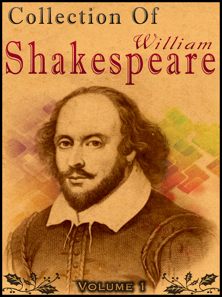 Collection Of William Shakespeare Volume 1