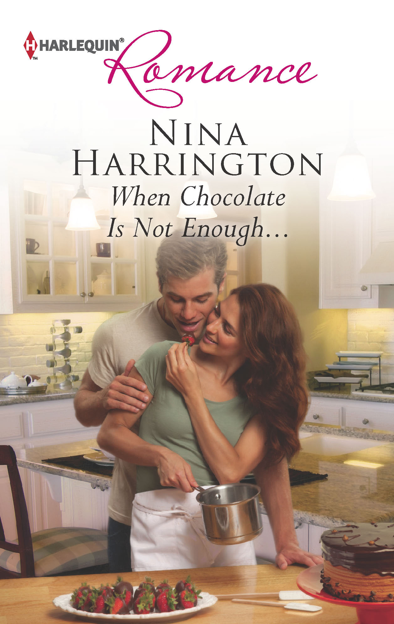 When Chocolate Is Not Enough... By: Nina Harrington