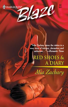 Red Shoes & A Diary By: Mia Zachary
